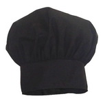 Black Chefts Hat