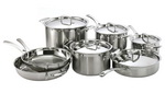 Stainless Cookware Set 1