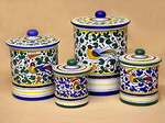 Decorative Canisters