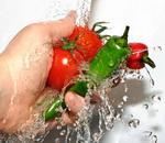 Food Safety Wash Produce