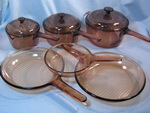 Glassware Cookware