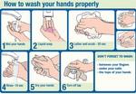 Handwashing Chart