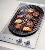 Built-In Kitchen Grill