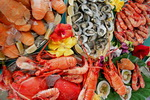Iodine Rich Seafood