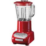 Red Kitchen Aid 5 Speed Blender