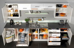 Kitchen Storage Design 1