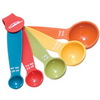Multicolored Measuring Spoons