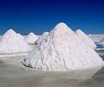 Mined Salt Mounds