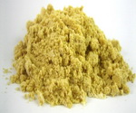 Hot Ground Mustard