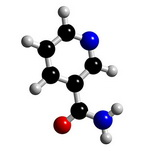 Niacine Molecule