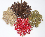 Peppercorn Types