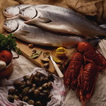 Selenium Rich Seafood