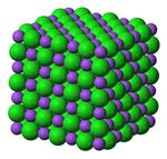 Table Salt Crystal Image