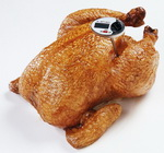 Thermometer In Chicken