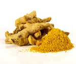 Turmeric Roots and Powder