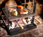 Spitjack Fireplace Grill