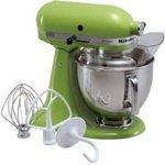 Green Kitchen Aid Stand Mixer