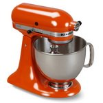 Kitchen Aid Mixer - Orange