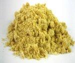Hot Ground Mustard
